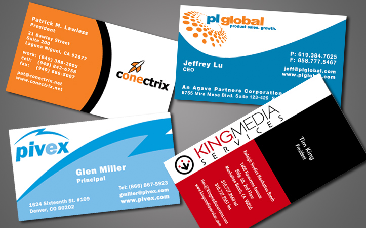 View 3 of Visiting Card